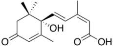 Công thức Acid Abscisic