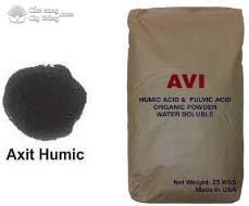 Axit humic nhập khẩu từ Mỹ