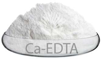Ethylenediaminetetraacetic acid, calcium disodium complex Ca-EDTA