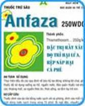 Dùng thuốc Anfaza 250WDG - 250SC