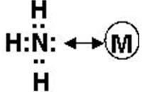 Sự tạo thành phức của kim loại với Amoniac (NH3)