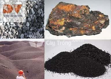 Photphat cứt sắt (photphat xỉ lò) có 2-5% MgO