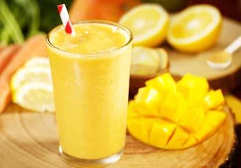 Ứng dụng của Xoài trong sản xuất nước ép trái cây xoài cô đặc